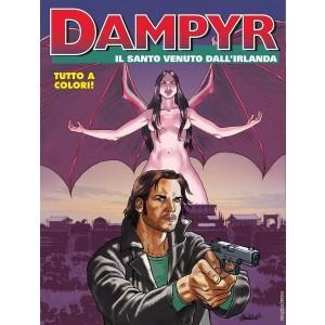 Dampyr - N° 224 - Il Santo Venuto Dall'Irlanda - Bonelli Editore