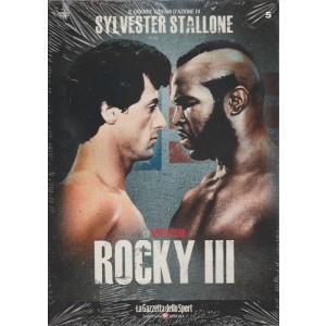 Rocky III - Il grande cinema d'azione di Sylvester Stallone (DVD)