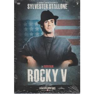 Rocky V - Il grande cinema d'azione di Sylvester Stallone (DVD)