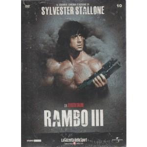 Rambo III - Il grande cinema d'azione di Sylvester Stallone (DVD)