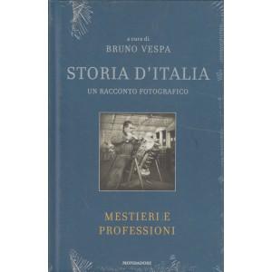 Storia d'Italia di Bruno Vespa, Un racconto fotografico, Misteri e Professioni