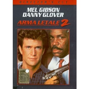 Arma Letale 2 - Mel Gibson - DVD