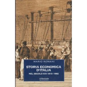 Storia economica d'Italia nel secolo XIX 1815-1882 di Mario Romani