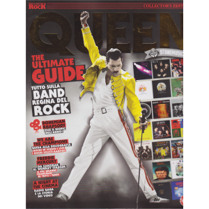 Classic Rock Special - Queen - n. 11 - bimestrale - novembre - dicembre 2018 - 130 pagine a colori