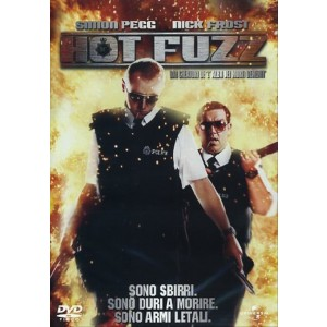 Hot Fuzz - Jim Broadbent - DVD