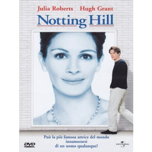 Notting Hill - Julia Roberts - DVD