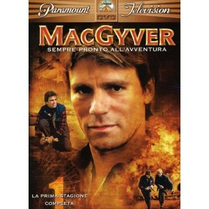 Macgyver - Stagione 1 - Volume 1 - DVD