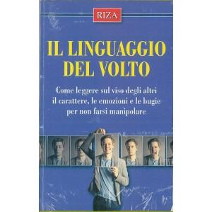 Il linguaggio del volto - edizioni RIZA
