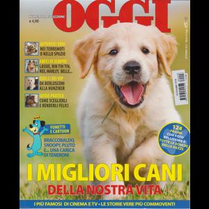 Nomi di Oggi - numero da collezione - novembre 2018 - I migliori cani -