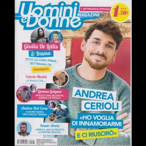 Uomini E Donne Magazine - n. 37 - settimanale - 16 novembre 2018