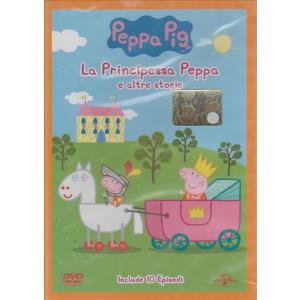PeppaPig - La principessa Peppa e altre storie - Include 10 episodi (DVD)