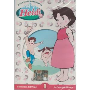 Il fantastico mondo di Heidi - Vol. 1 (DVD)