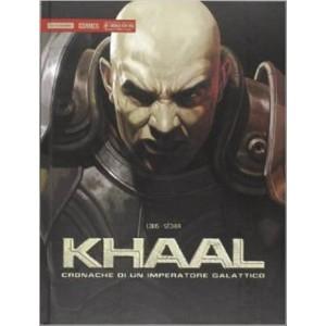 KHAAL: cronache di un imperatore Galattico-  Mondadori Comics
