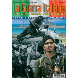 La guerra Italiana vol.4 - bimestrale Aprile/Maggio 2015