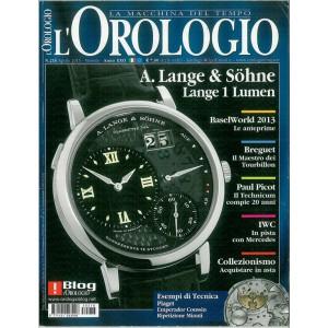 L'OROLOGIO - Rivista mensile nr.216 Aprile 2013