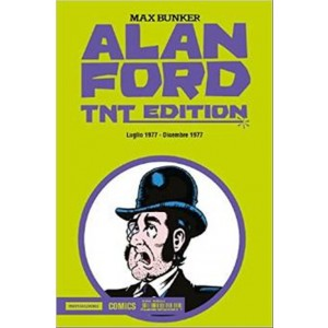 Alan Ford TNT edition - Luglio/Dicembe 1977 vol.17