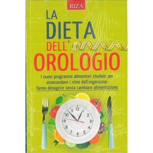 La dieta dell'orologio - edizioni RIZA