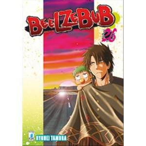 Manga BEELZEBUB  n.26 - ed.Star Comics-coll.Dragon n.203