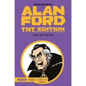 Alan Ford TNT Edition n. 18 - GENNAIO /GIUGNO 1978