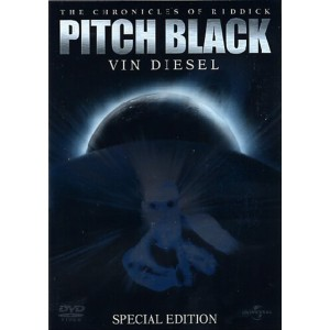 Pitch Black - Vin Diesel - DVD