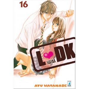 Manga LDK (Living Together)n.16-ed. Star Comics coll.Shot usc.191