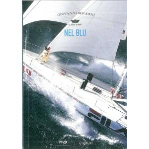 NEL BLU di Giovanni Soldini - collana Le storie di mare