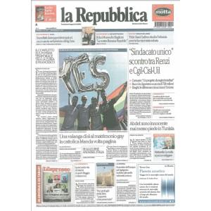 La Repubblica - Domenica 24 Maggio 2015