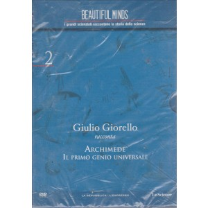 Beatiful Minds - Archimede il primo genio universale DVD