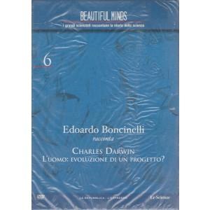Beatiful Minds - Charles Darwin - L'uomo: evoluzione di un progetto? DVD
