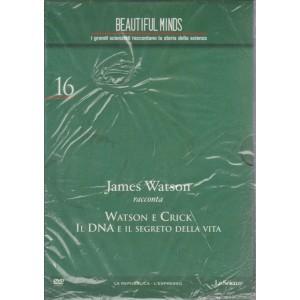 Beatiful Minds - Watson e Crick Il DNS e il segreto della vita DVD