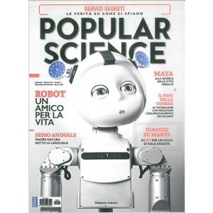POPULAR SCIENCE  Mensile - Anni 1° nr. 5 - Dicembre14/Gennaio2015