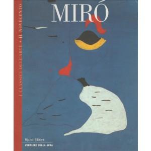 Mirò - I classici dell'arte - Il novecento - vol.16