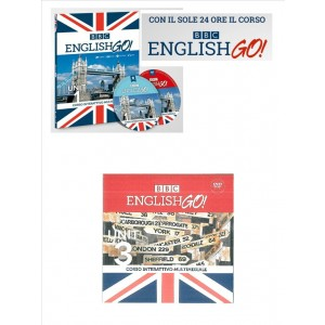 BBC english GO! - Unit 3° DVD - edizione Il Sole 24 Ore