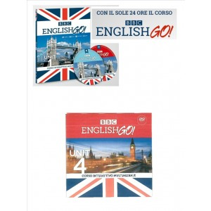 BBC english GO! - Unit 4° DVD - edizione Il Sole 24 Ore