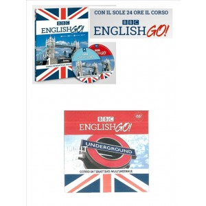 BBC english GO! - Unit 5° DVD - edizione Il Sole 24 Ore