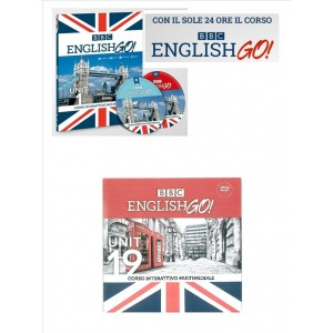 BBC english GO! - Unit 19° DVD - edizione Il Sole 24 Ore