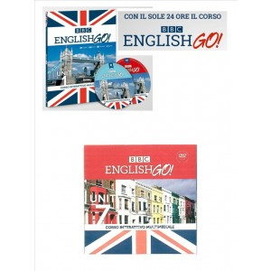 BBC english GO! - Unit 7° DVD - edizione Il Sole 24 Ore