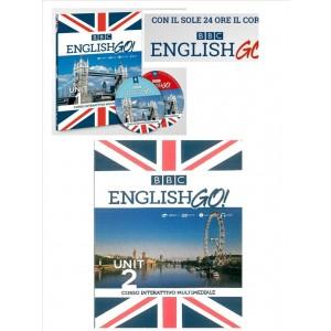 BBC english GO! - Unit 2° BOOK - edizione Il Sole 24 Ore
