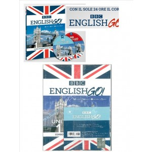 BBC english GO! - Unit 1° BOOK + CD-ROM - edizione Il Sole 24 Ore