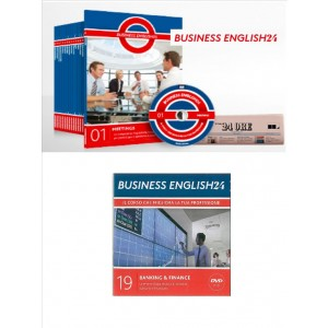 BUSINESS ENGLISH  - 19° DVD - Banking & Finance