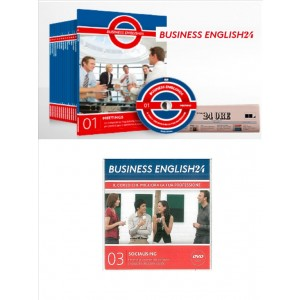 BUSINESS ENGLISH  - 3° DVD - Socialising