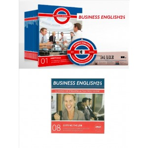 BUSINESS ENGLISH  - 8° DVD - Getting the job