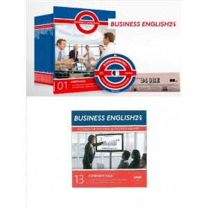 BUSINESS ENGLISH  - 13° DVD - Company talk