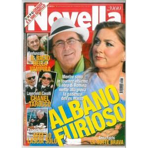 Novella 2000 - settimanale n. 21 anno 2015