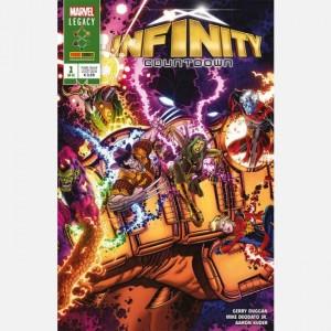 Marvel Legacy Marvel Miniserie 205
