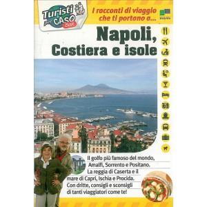 Turisti per caso Book - Guida turistica libro - Napoli, costiera e isole
