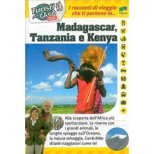 Turisti per caso Book - Guida turistica libro - Madagascar, Tanzania e Kenya
