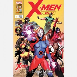 I nuovissimi X-Men Xmen Blu N°12: Jean Grey