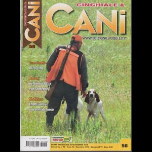 Cinghiale E Cani - n. 56 - bimestrale - dicembre - gennaio 2019