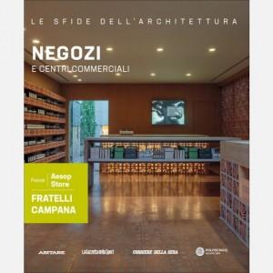 Le sfide dell'architettura Negozi e centri commerciali